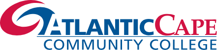 Atlantic Cape Community College Footer logo links to Homepage