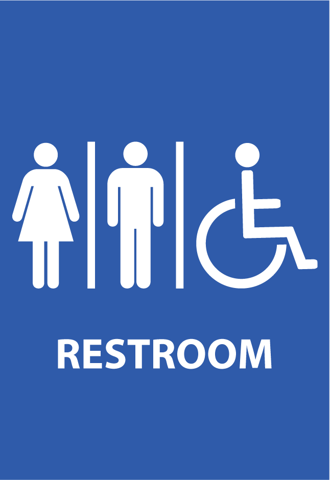 Restroom 2 Accessibility