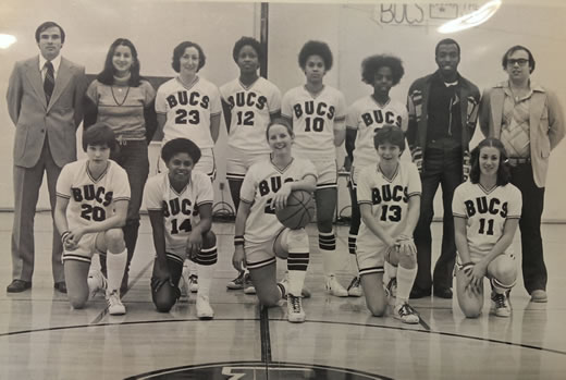 ACCC women's basketball team