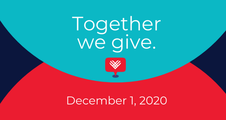 giving tuesday graphic with the date