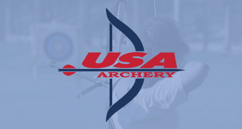 photo that says USA Archery